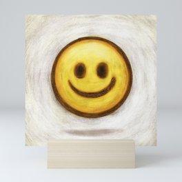 Simply Smile Mini Art Print