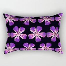 Flower pattern B2 Rectangular Pillow