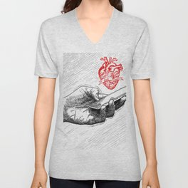 And I'll send all my loving to you Unisex V-Neck