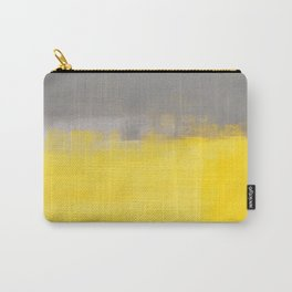 A Simple Abstract Carry-All Pouch