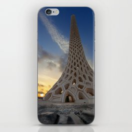 Kaust Beacon iPhone Skin