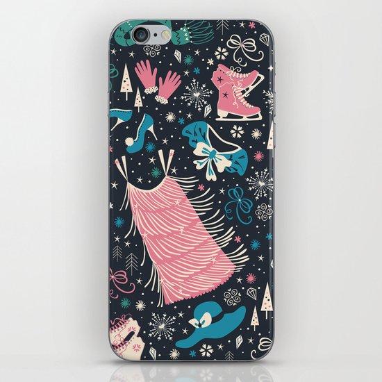 Frou Frou iPhone & iPod Skin
