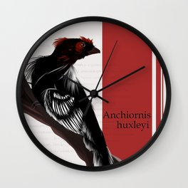 Dinosaur- Anchiornis Wall Clock