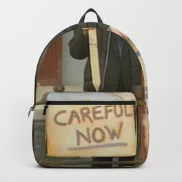 Down With Careful Father Ted Backpack