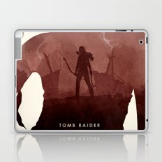 Tomb Raider (II) Laptop & iPad Skin