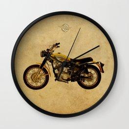 Ducati Scrambler 350 1970 Wall Clock