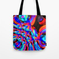 philosophy Tote Bags featuring Omni-Centric Philosophy by David  Gough