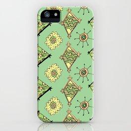 Granny's House iPhone Case