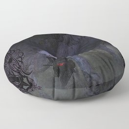 Lycan Howl Floor Pillow