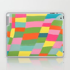 colorful patchwork 3 Laptop & iPad Skin