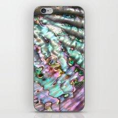 Abalone Shell iPhone & iPod Skin