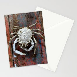 A Little Crabby Stationery Cards