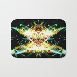 Europa Held Tightly, By Musical Coral Bath Mat