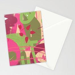 Her London Garden 3 Stationery Cards