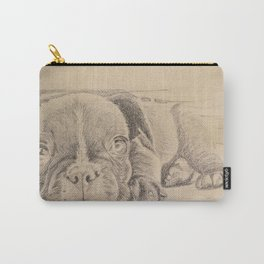 sweet puppy Carry-All Pouch