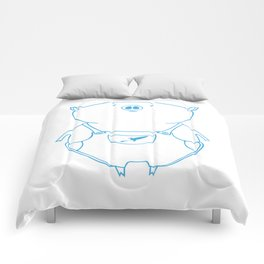 piggy 15 Comforters