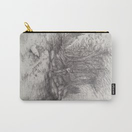 Fishin' in the Wind Carry-All Pouch