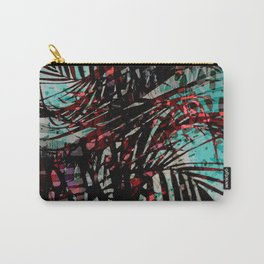 Palm Tree Shadow Carry-All Pouch