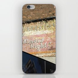 Blended iPhone Skin
