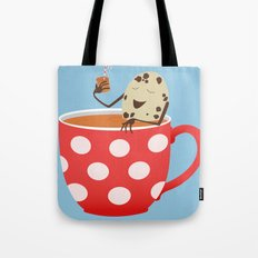 Relax. Don't Crumble! Tote Bag