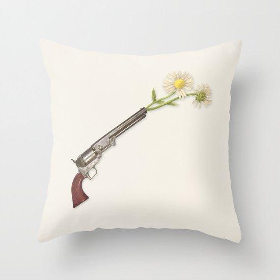 Peacemaker Throw Pillow