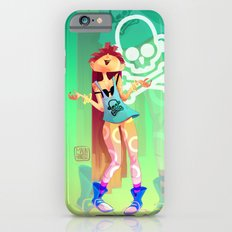 Rock girl Slim Case iPhone 6s