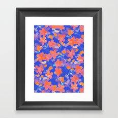 Japanese Garden: Blossoms LT Framed Art Print