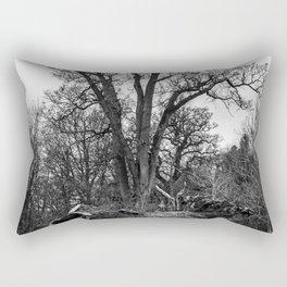 Blenheim, England Rectangular Pillow
