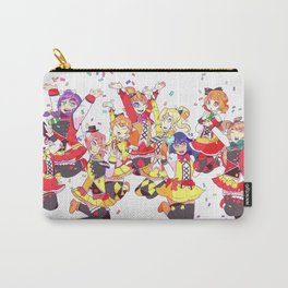 Sunny Day Song Carry-All Pouch