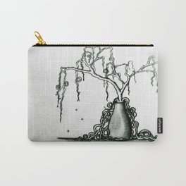 Wilted Plant Carry-All Pouch