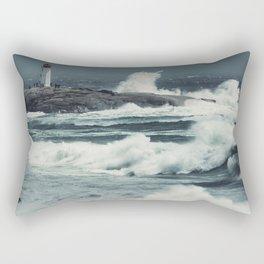 Heaving Seas of Arthur Rectangular Pillow