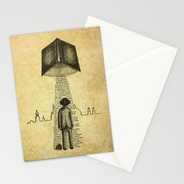 Take Me To Your Reader Stationery Cards