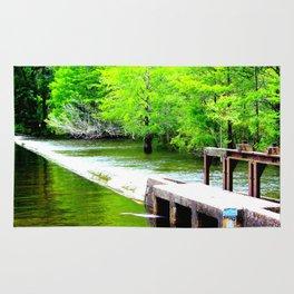 Lake Waccamaw Dam Rug