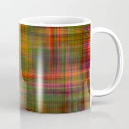 Multicolored Abstract Modern Pattern Coffee Mug