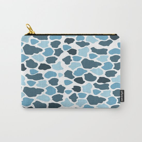 Abstract pattern 15 Carry-All Pouch