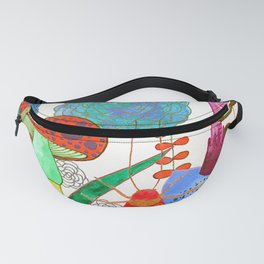 Foraging For Your Heart Fanny Pack