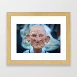 Mr Framed Art Print