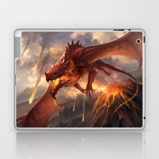 Red Dragon v2 Laptop & iPad Skin