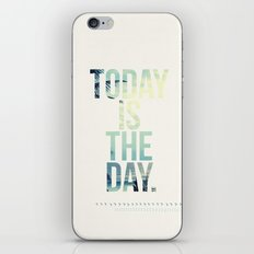 Today is the Day iPhone & iPod Skin