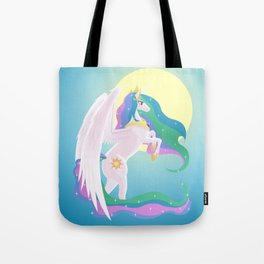 Sunlight Princess Tote Bag