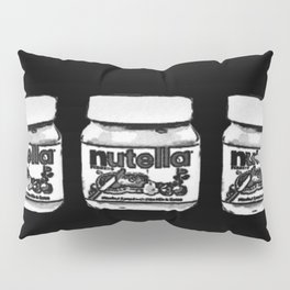 Nutella 76 Pillow Sham