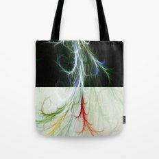 Lightning Dance Tote Bag