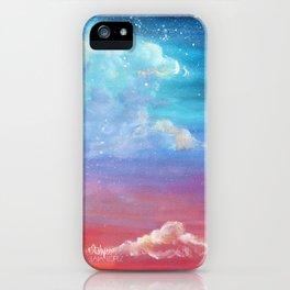Sky lights iPhone Case