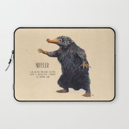 Niffler art Fantastic Beasts Laptop Sleeve