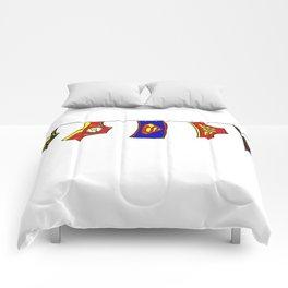 Clean Undies Comforters