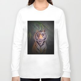 Sumatran Tiger Long Sleeve T-shirt