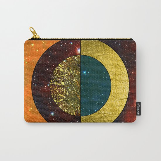 Abstract #123 Carry-All Pouch
