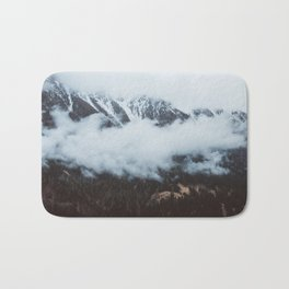 On a cloudy day - Landscape and Nature Photography Bath Mat