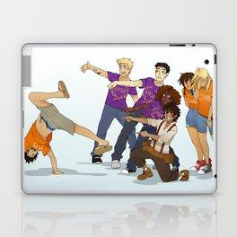 Demigod Squad Laptop & iPad Skin