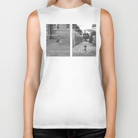 kids Biker Tanks featuring Kids... by A-Pass